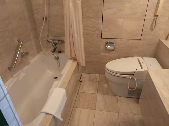 バスルーム_プレミアホテル門司港