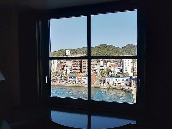 景色_プレミアホテル門司港