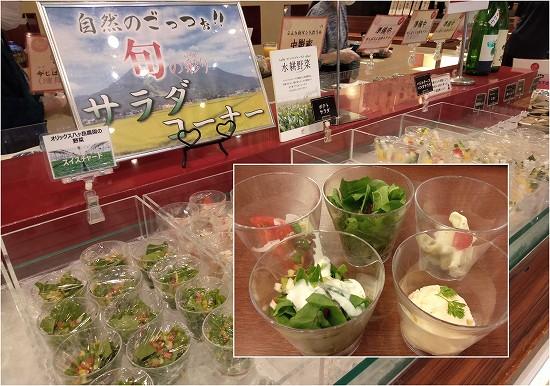 サラダ_御宿東鳳夕食バイキング