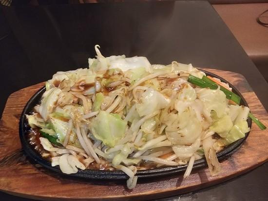 野菜炒め_照井餃子福島