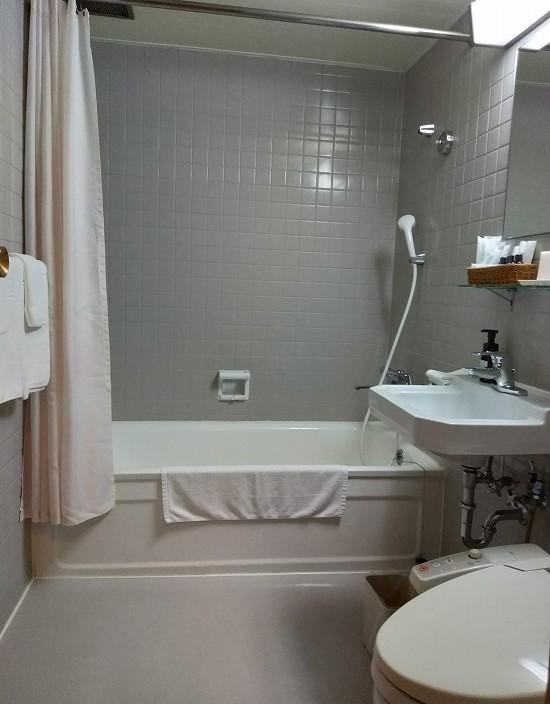 バスルーム_日光金谷ホテル