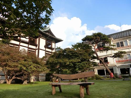 庭_日光金谷ホテル