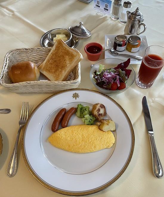 洋食_金谷ホテル朝食