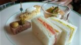 富士屋ホテル アフタヌーンティーセット サンドイッチ